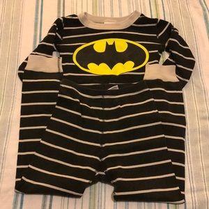 Hanna Andersson Batman pajamas